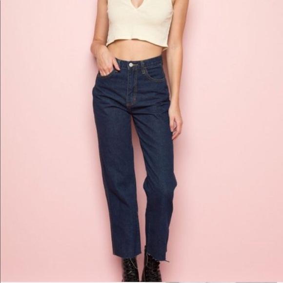 Brandy Melville Denim - NWT Brandy Melville John Galt High Waisted Jeans-L